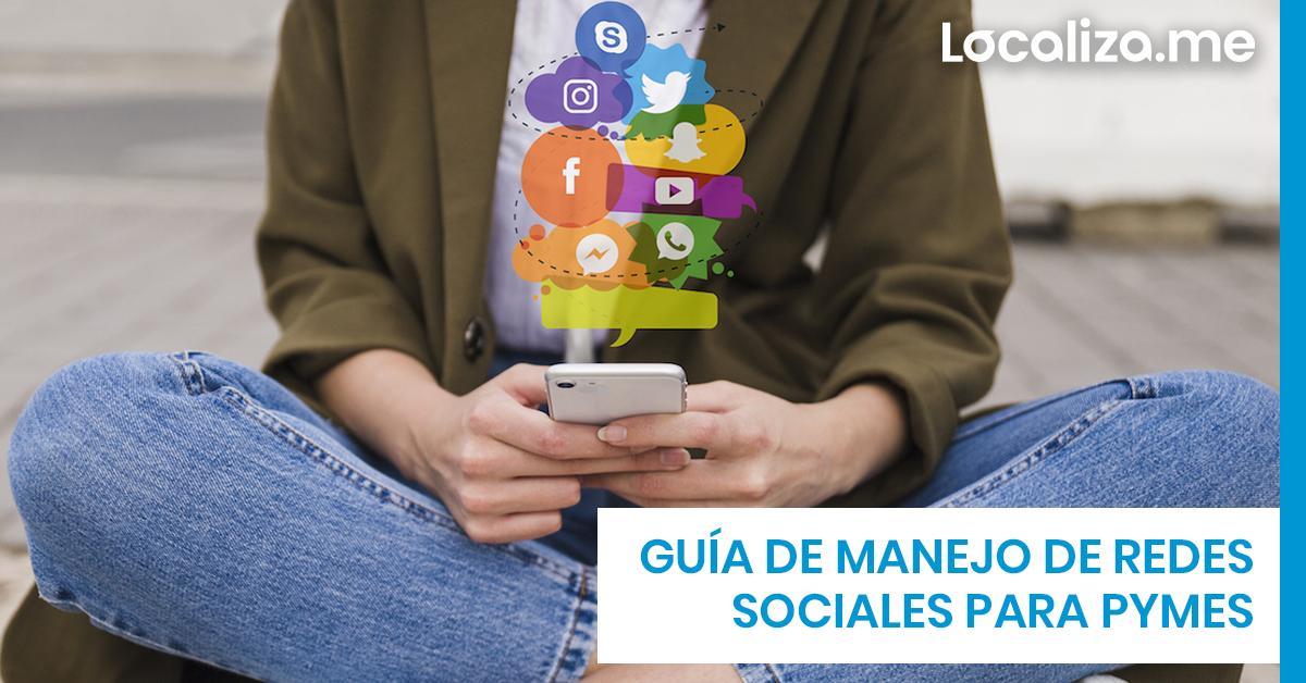 Guía de manejo de redes sociales para PYMES