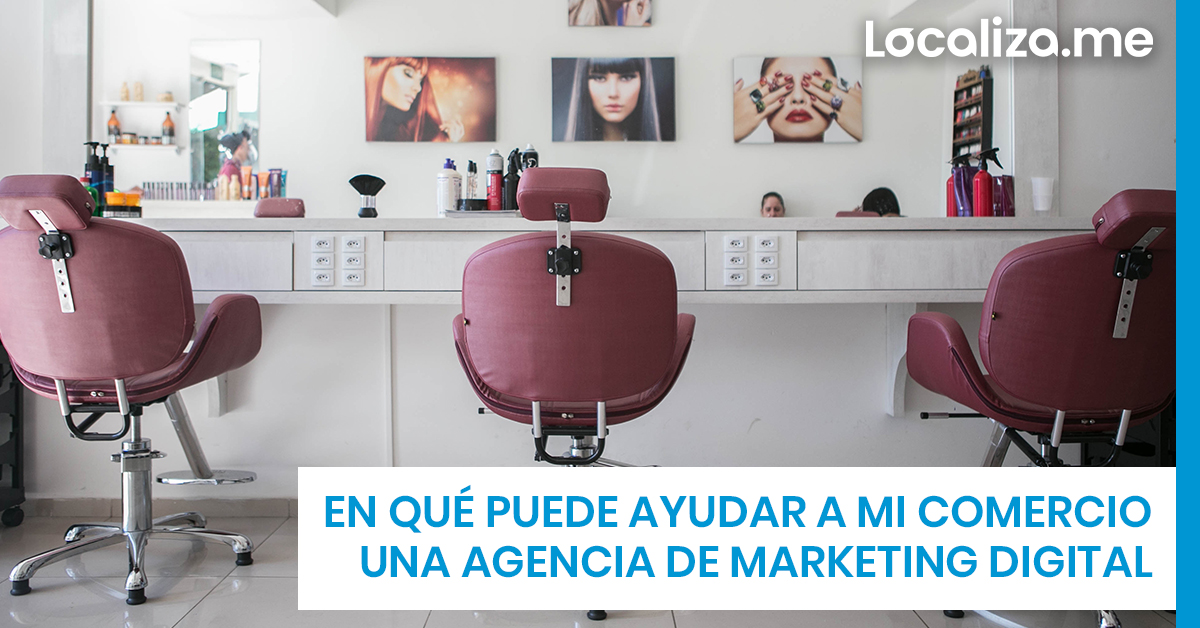 Agencia de marketing digital local